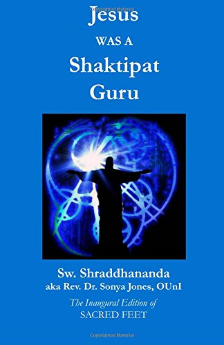 Cover of Jesus Was a Shaktipat Guru (available from amazon.com)